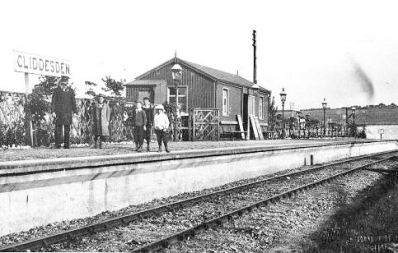 Basingstoke - Alton Light Railway Cliddesden Station 2Capture