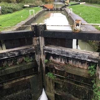Probus Devizes Caen Hill Locks image5