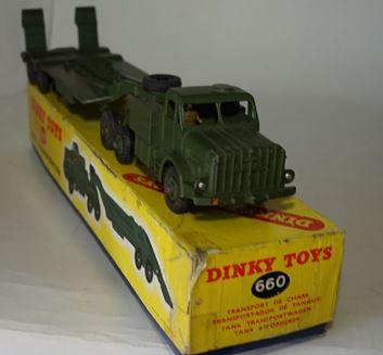 Dinky Mighty Antar