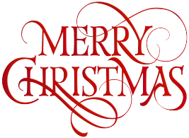 Merry_Christmas_Red_Transparent_PNG_Clip_Art [267x195]