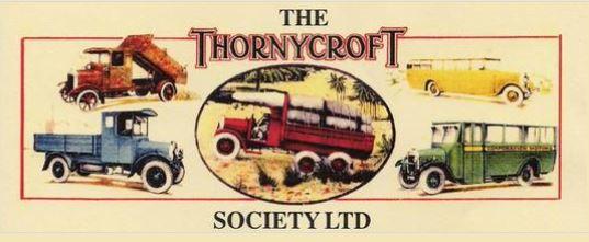 Thornycroft Society Logo Capture