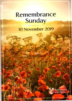 Remembrance Sunday brochureCapture