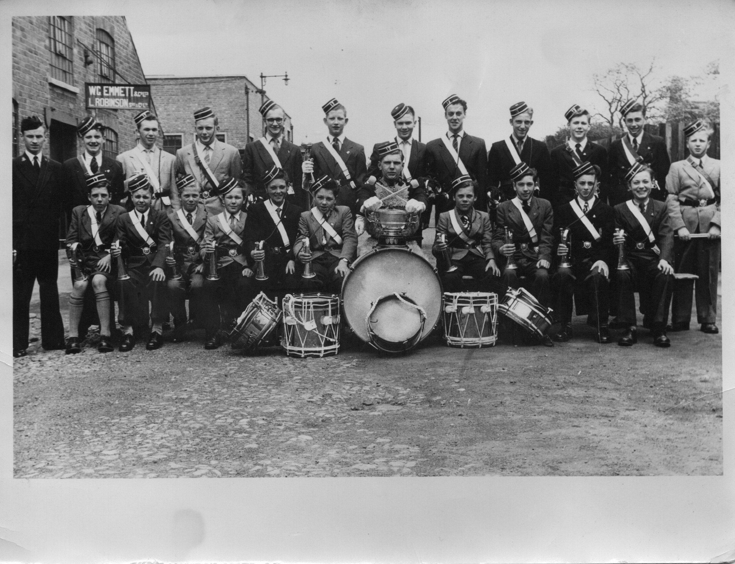 Bugle Band Championsmage